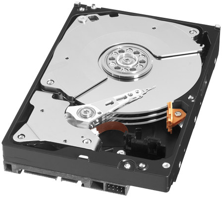 HDD transparent png