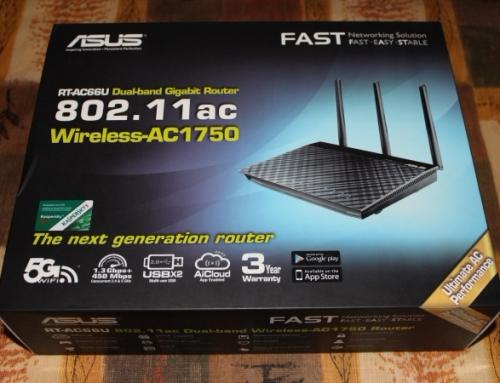 ASUS RT — AC66U обзор Wi-Fi роутера