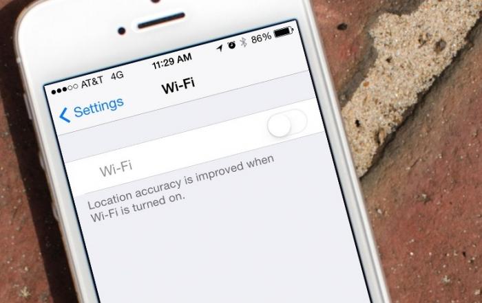 Как решить проблемы с Wi-Fi на iOS 8?