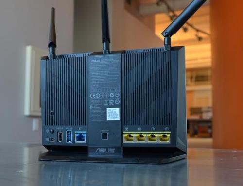 ASUS RT-AC68U обзор роутера
